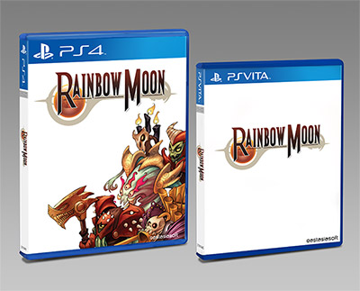 Rainbow Moon Limited Run Games Editions