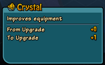 Crafting info box 2