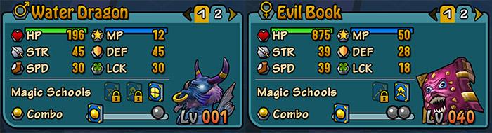 Monster Classes
