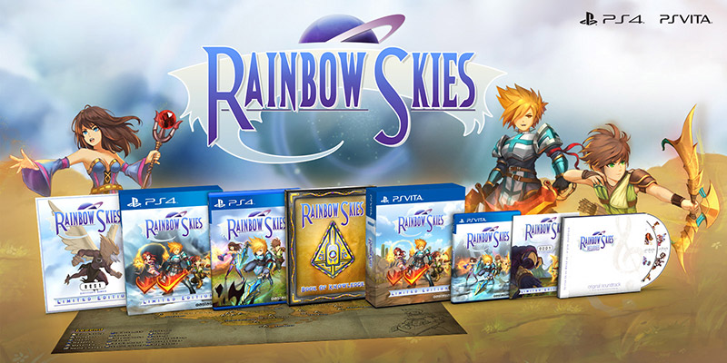Rainbow Skies Limited Edition