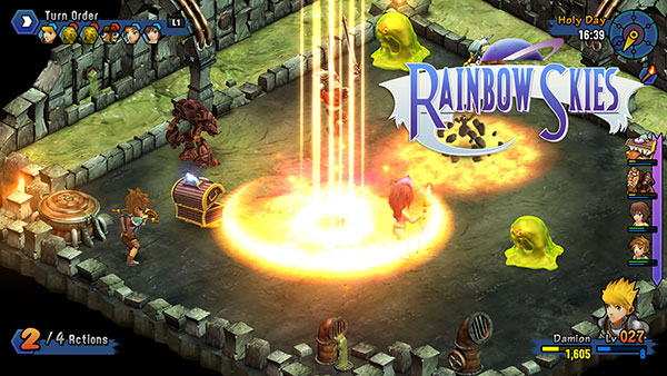 Rainbow Skies Official Website | An indie role-playing game